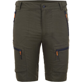 Icepeak Carlton Shorts Men dark olive